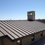 Hill Country Standing Seam Metal Panel Image